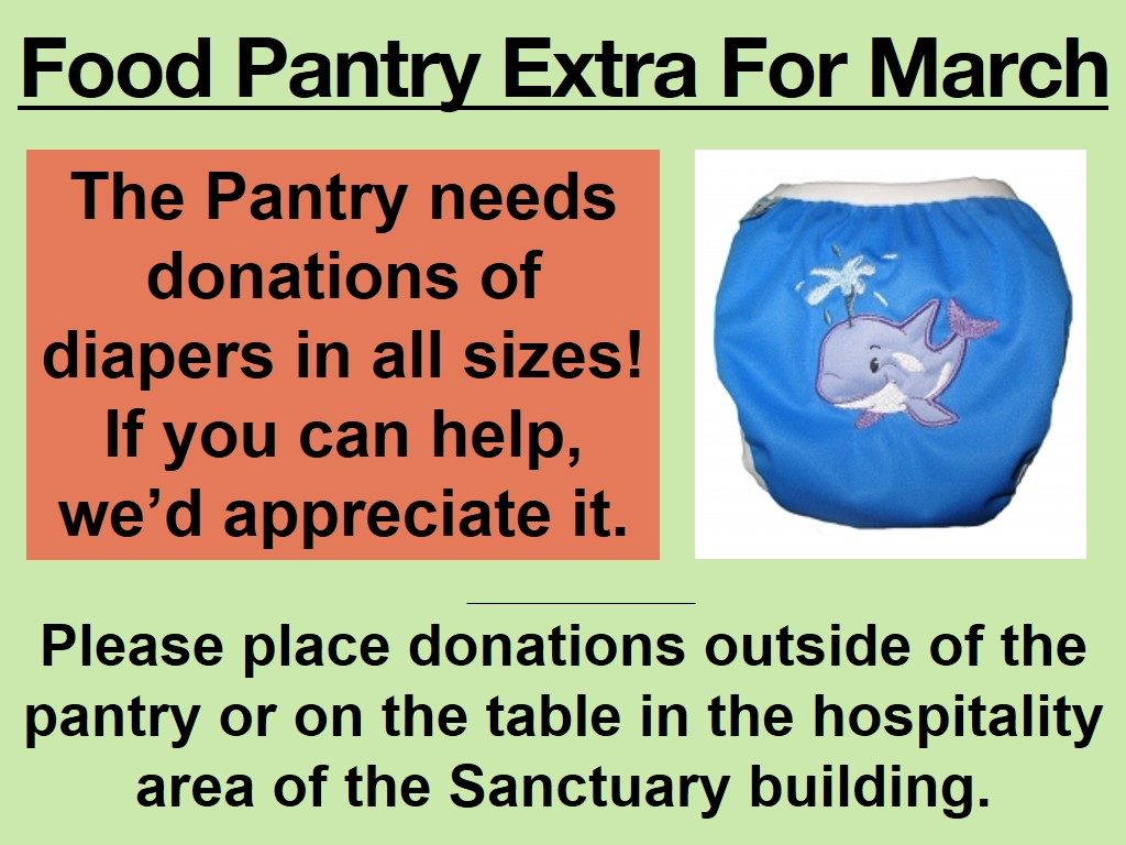 Grace Community Food Pantry
